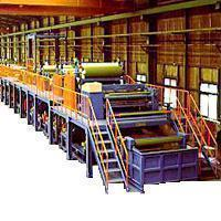 Wet PU and PVC Synthetic Leather Plant Equipment