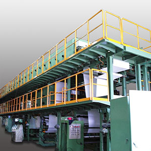 BOPP Film Coating Plant